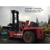 Buy cheap Kalmar Used Container Handler , 45 Tons Used Container Handling Equipment product