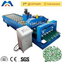 Buy cheap Roofing Tile Roll Forming Machine product