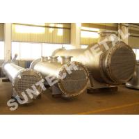 Buy cheap Nickel Alloy C-276 Floating Head Type Heat Exchanger Condenser 2500mm Diameter product