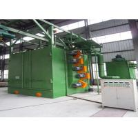 China Hanging Hook Sand Blasting Machine , Rust Removal Blast Cleaning Machine on sale