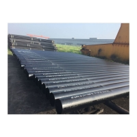 Buy cheap MS ERW welded steel pipe /26'' black round pipe/4''-12'' sch80 steam pipeline/API 5L Grade B, API 5L x52 Oil Steel Pipe from wholesalers