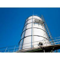 Buy cheap Fly Ash Glass Fused Steel Tanks GFS Glass Fused Steel Tanks product