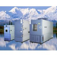 Environmental Climatic Test Chamber Temperature / Humidity / Salt Spray Test Chamber