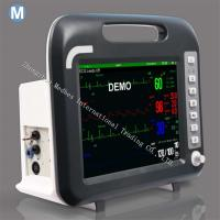 China Medcial Emergency M-PM120E Cheap Multi-Parameter Operating Room  Portable Patient Monitor on sale
