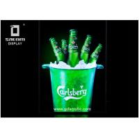Buy cheap Ultra-thin Dynamic Wine Light Box For Bar And Restaurant Decoration from wholesalers