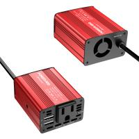 Buy cheap Electric Dc To Ac Power Inverter 12v To 110v For Laptop Tablet Smartphone product