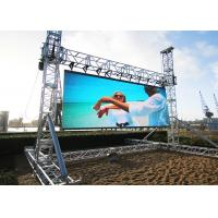 Buy cheap High Brightness P5mm IP68 Stage Rental LED Display Commercial LED Screens from wholesalers