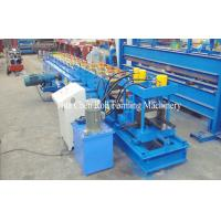 Buy cheap Rack Beam C Channel Roll Forming Machine 8-12m / Min Metal Forming Equipment product