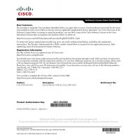 Buy cheap 400 Series Online Licensing Services , Cisco Software LicensingFL-44-PERF-K9 from wholesalers