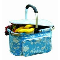Buy cheap Insulated Cooler Basket Bag,Picnic Bag Supplier product