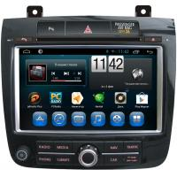 Buy cheap Am / Fm Vw Dvd Gps Pure 4.2 Andriod System With Volkswagen Touareg For Bluetooth / Swc from wholesalers