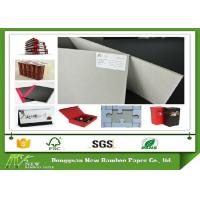 Recycled Thick Compress Paper 1800gsm Grey Chipboard Sheets