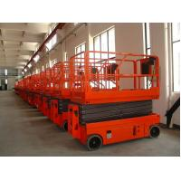 Buy cheap Factory/ manufactory direct sales mobile hydraulic scissor lift platform from wholesalers