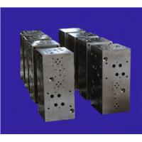 Buy cheap CNC machining Process Hydraulic Proportional Valve Block For Engneering from wholesalers