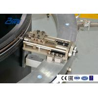Buy cheap Lightweight Half Automatic Cold Pipe Cutting And Bevelling Machine product