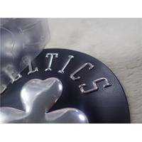 China Eco-Friendly High Frequency Glossy Silver TPU , Heat Transfer For  Clothing Labels on sale