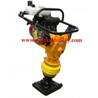 Buy cheap Plate Compactor Handheld Super Quality Light Weight Tamping Rammer with Honda Engine product
