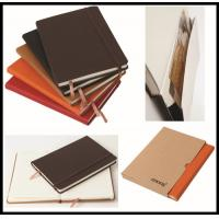 Buy cheap hot sale leather cover Cheap Custom Notebook/school exercise books/diary product