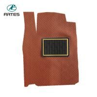 Buy cheap Comfortable Custom Fit Truck Floor Mats Universal Design Easy To Clean And Wash from wholesalers