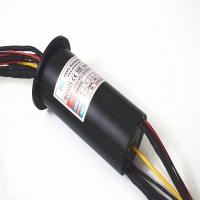 Buy cheap 70mm 150rpm Multi Channel IP54 Ethernet Slip Ring product