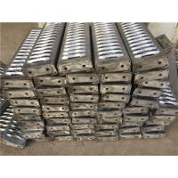 Buy cheap Stainless Steel SS304 Grip Strut Stair Treads For Mining Equipment And Tunneling Equipment from wholesalers