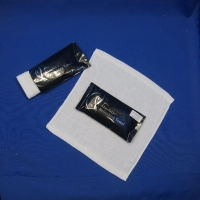 Buy cheap Individual Disposable Heated Antibacterial Wet Wipes product