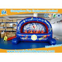 China Inflatable Nerf  Target, Inflatable Shoot Out Games With Low Price on sale