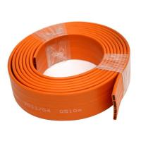 China Flat Flexible Traveling Elevator Cable 18G0.75 with flame resistance with CE certificate on sale