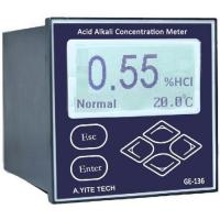 Cheap Acid Alkali Concentration Meter (Water Online Industry Monitor  Analyzer ) wholesale