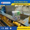 Buy cheap China Wanshida 125ton Compact Aluminium Cans Bale Making Machine from wholesalers