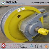 Buy cheap High Quality Double Flange Crane Wheel from wholesalers