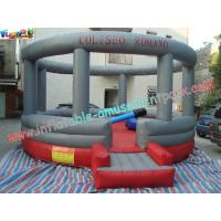 Buy cheap Commercial Inflatable Sports Games , Inflatable Interactives Fighting Game product