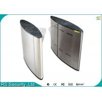 Buy cheap School Subway High Security Flap Gate Smart Waterproof Turnstile System product