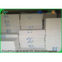 Buy cheap Office Using Woodfree Uncoated Mechanical Paper In Roll / Ream Size Customized product