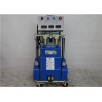 Buy cheap Automatic Polyurethane Foam Spray Machine With Horizontal Booster Pump product