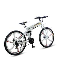 Buy cheap Mountain Folding Electric Bike 26 Inch 36V 250W Battery 6061 Aluminum Alloy Body from wholesalers
