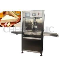 Buy cheap High Speed Ultrasonic Cutting Technology Sandwich Meat Slicer For Food Portioning product