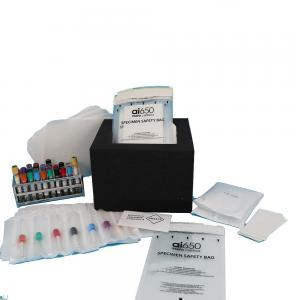 Buy cheap UN3373 Biological Specimen 95kPa Biohazard Bag Biodegradable product