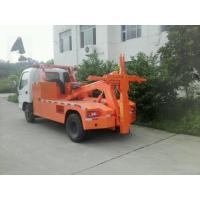 Buy cheap Car carrier light duty tow truck road recovery wrecker product