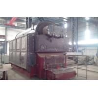 Buy cheap Dual Fuel Oil Fired Industrial Steam Boilers With PLC and 5.7 Touch Panel product