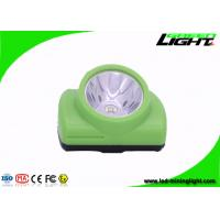 Buy cheap GLC-6 480mA Cree Rechargeable LED Headlamp , Wireless Coal Mining Light for Safety Working Explosion Proof IP68 from wholesalers