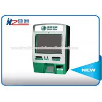 Buy cheap Free Standing Wall Mount Kiosk For Hotel Self Check In Low Power Consumption product