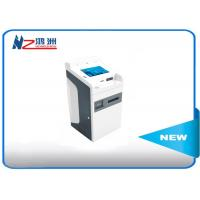 Buy cheap Customized free standing self service library kiosk in government  from wholesalers