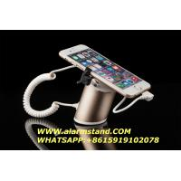 China COMER Anti-Theft Cell Phone cradles for Apple and Android chain stores on sale