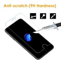 Buy cheap Easy Installation iPhone Tempered Glass Screen Protector Shatter Proof 9H Hardness product