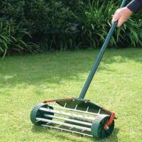 Buy cheap Rolling Lawn Aerator with 8-inch Wheel product