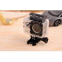 China 2.0inch TFT screen FULL HD 1080P30fps action camera like xiaoyi camera phone WIFI control on sale