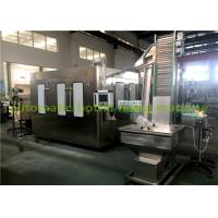 Buy cheap Lemonade Sparkling / Carbonated Drink Filling Machine For Carbonated Drink Production Line from wholesalers