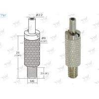 Buy cheap Brass Material Aircraft Cable Grippers / Wire Cable Grippers With M 6 Male Thread from wholesalers