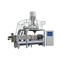 Buy cheap 300kg/h small capacity  fish farm double screw fish feed pellet machine  in India product